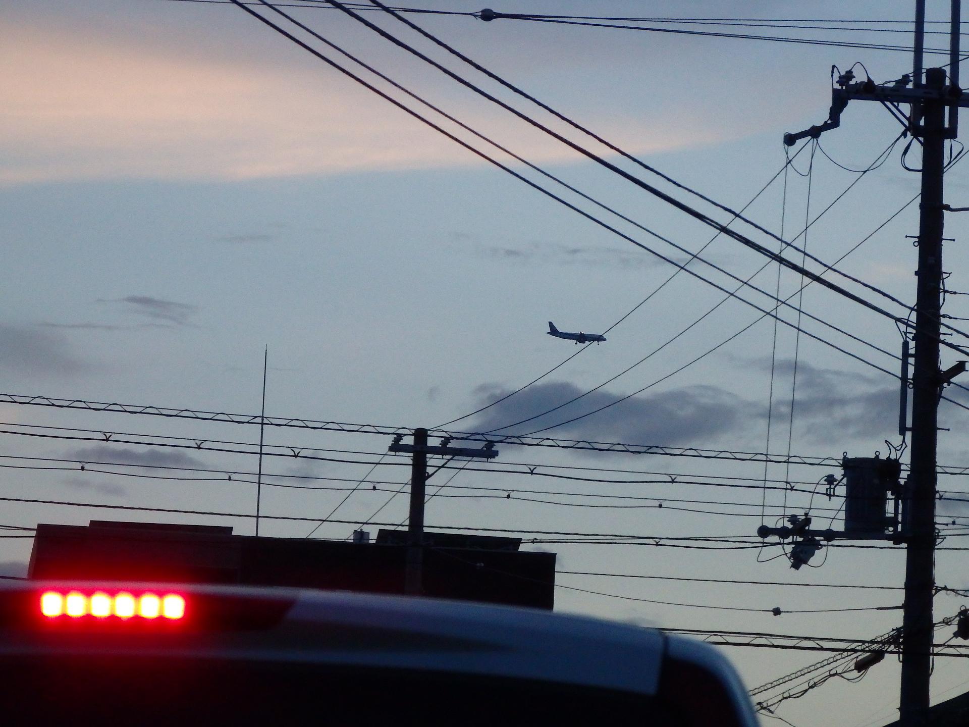 A320です。