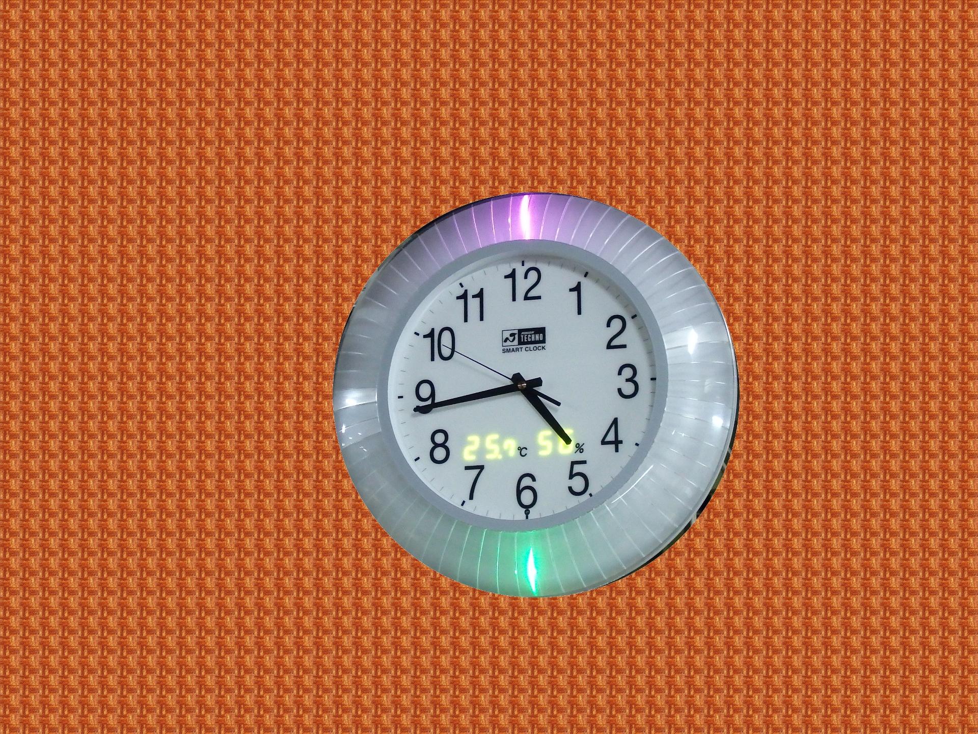 「電力アラーム時計」です。