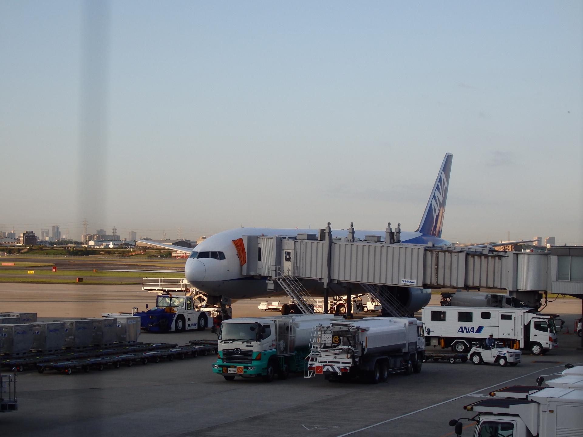 JA706A機です。