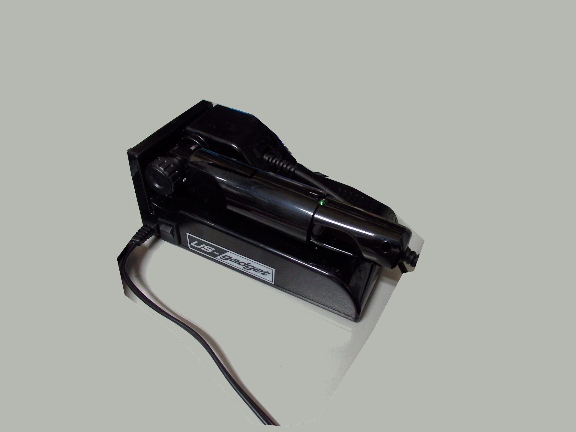 超音波カッターです。
