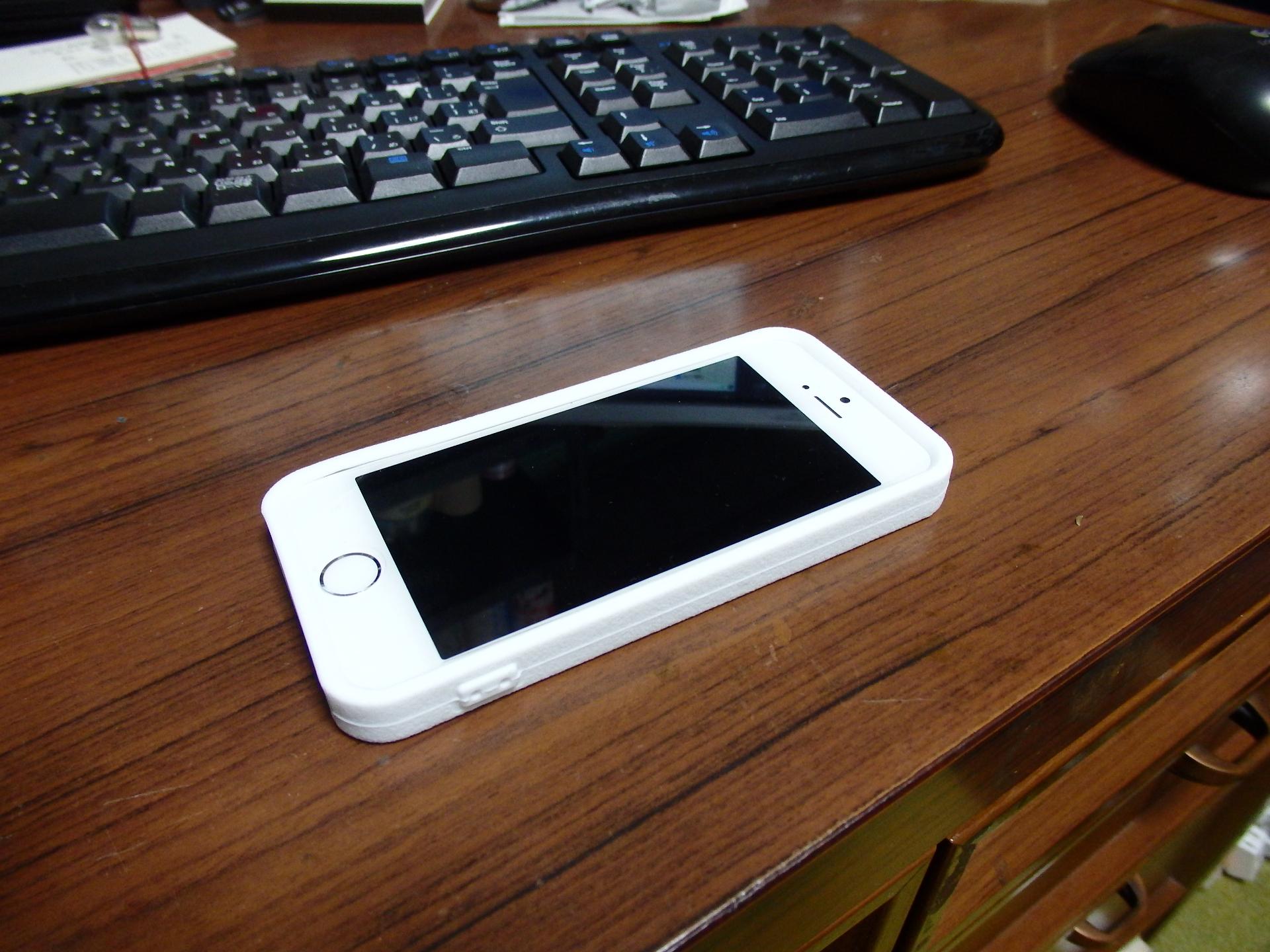 iPhone5Sへの移行作業が完了。