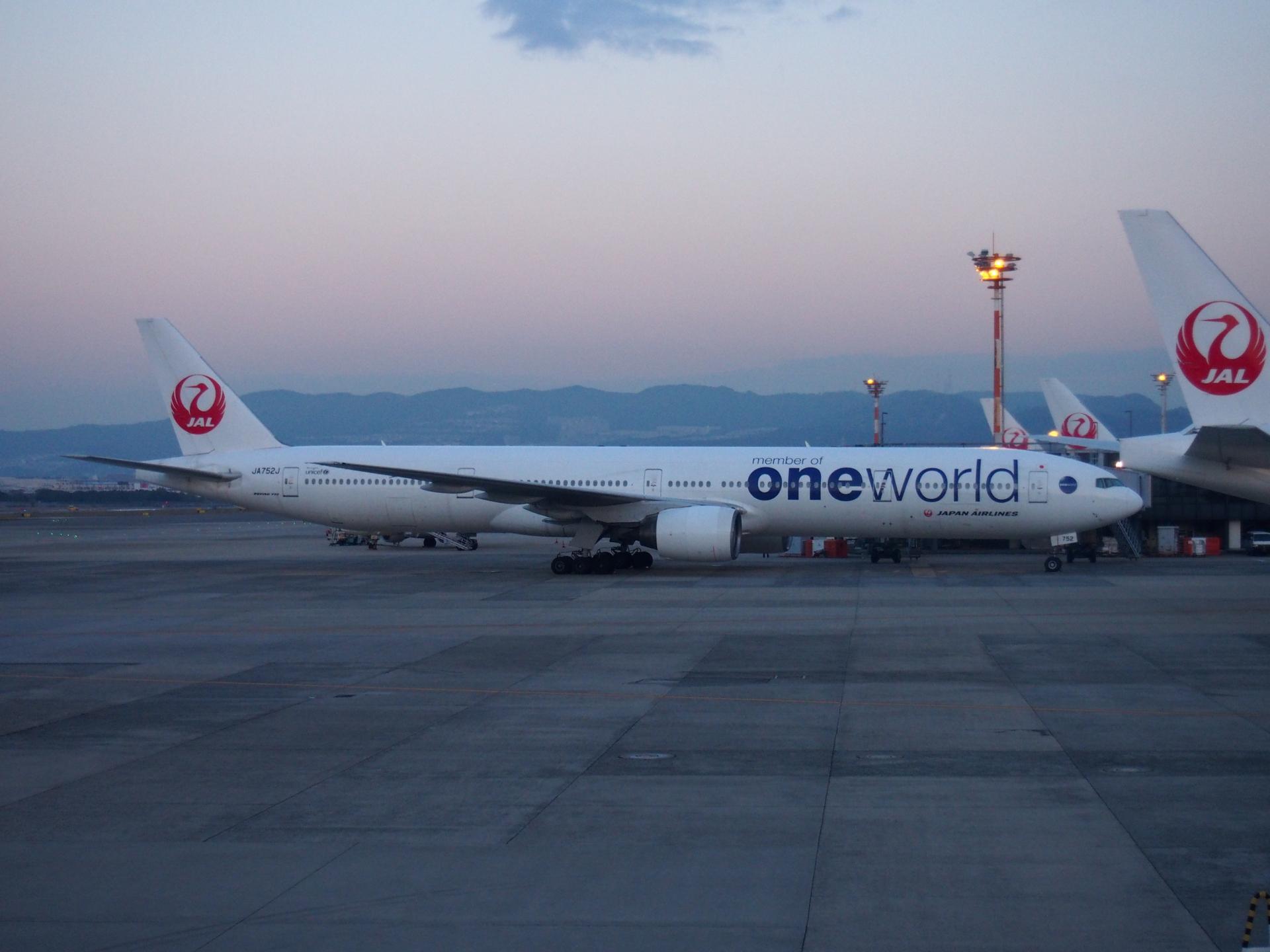 B777-346/JA752Jワンワル機です。