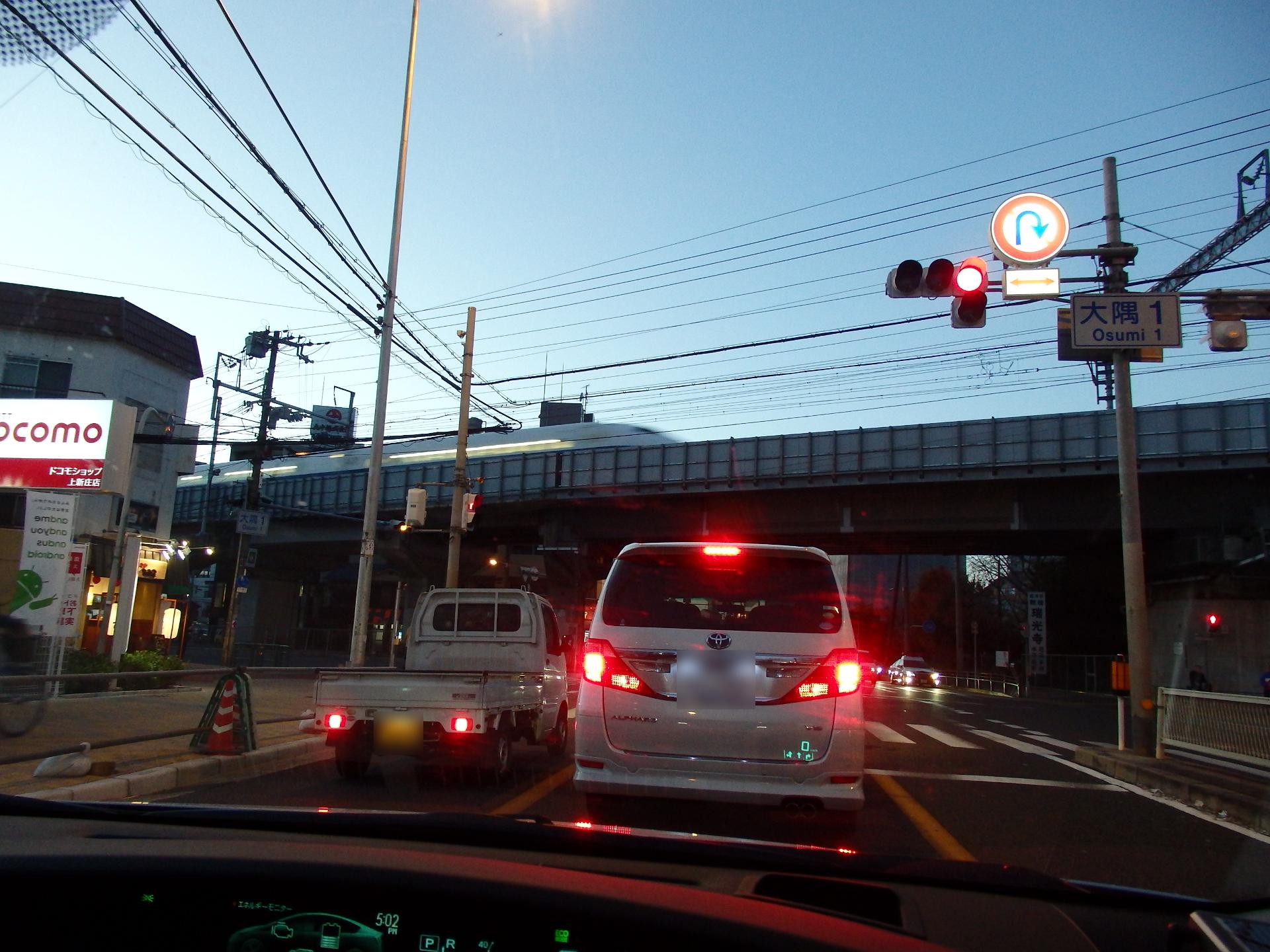 新幹線700系「ひかり」です。
