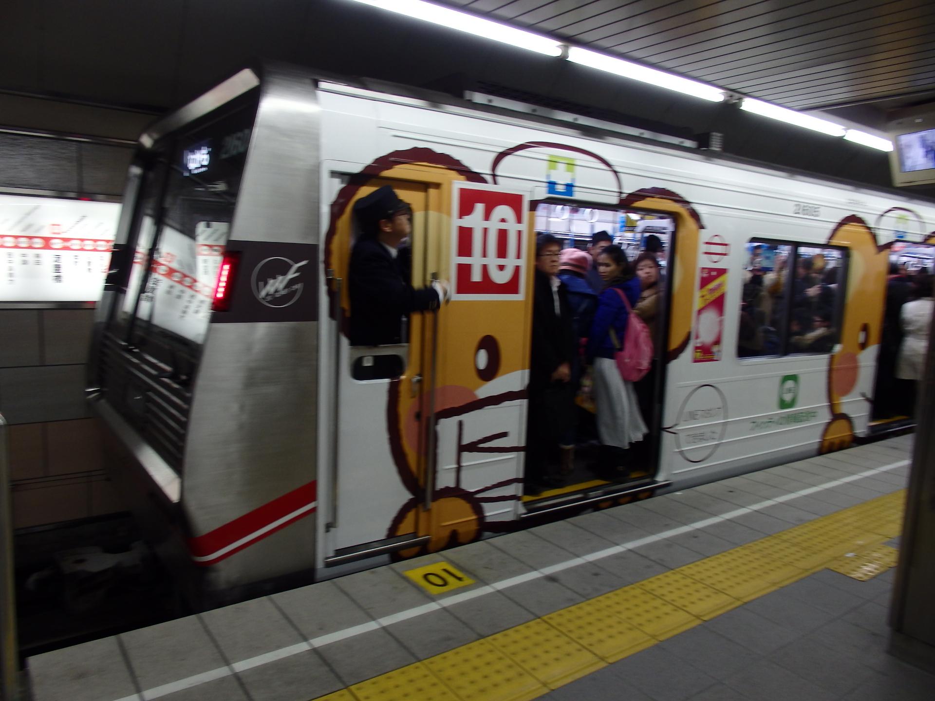 大阪市交21系05Fです。
