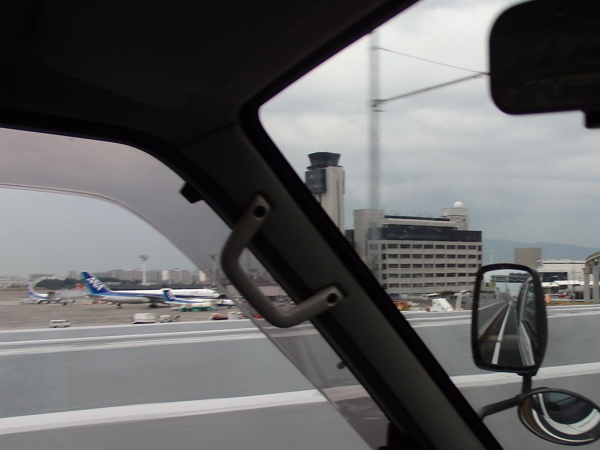 南ターミナル付近です。