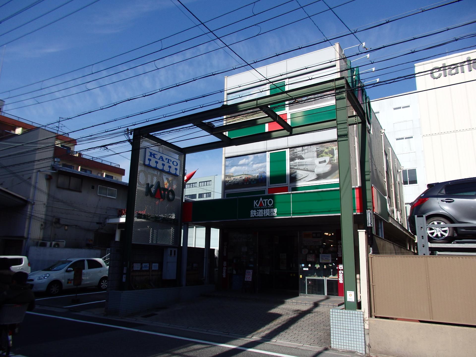 ホビセン大阪です。