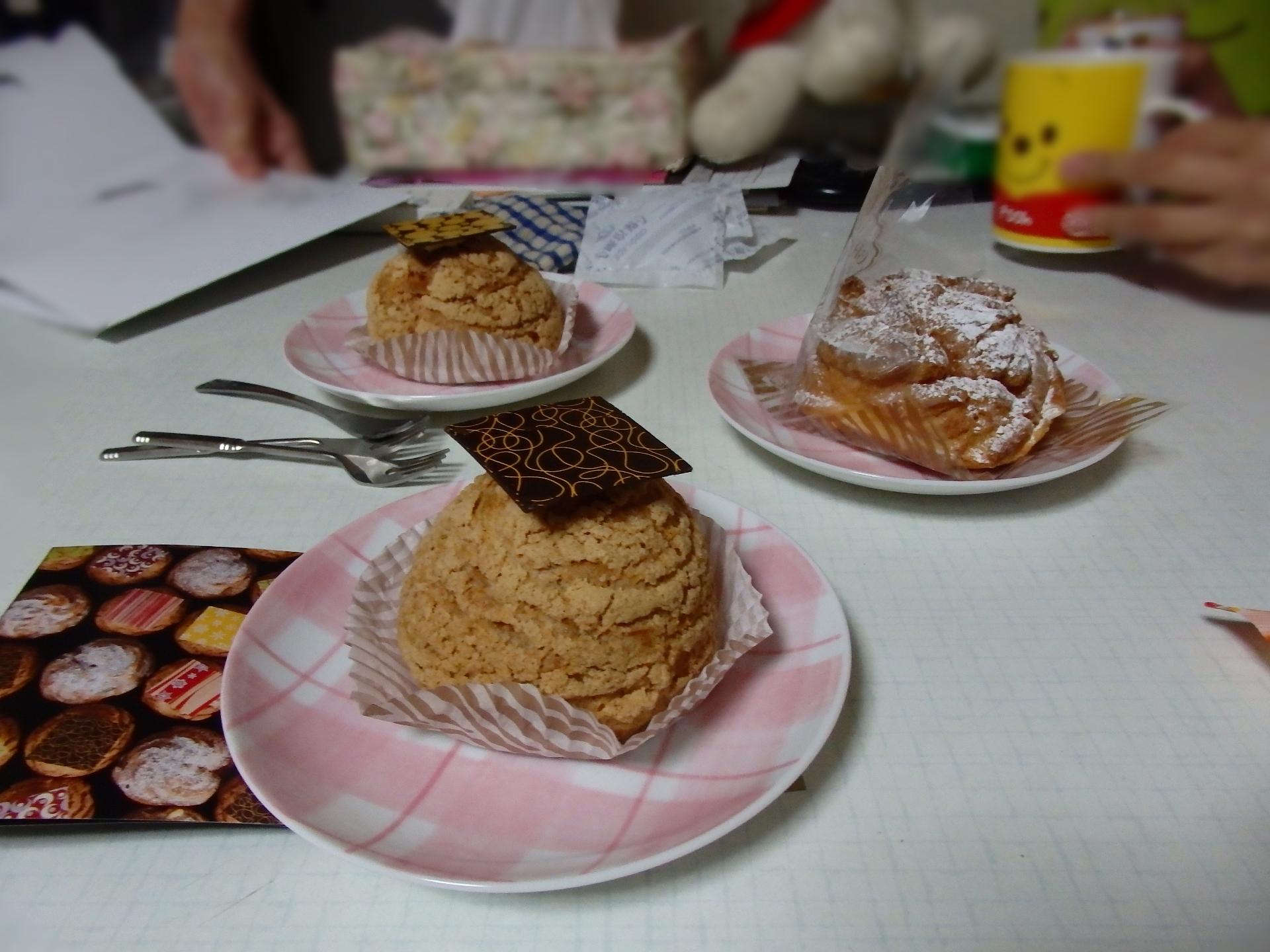 シューケーキです。
