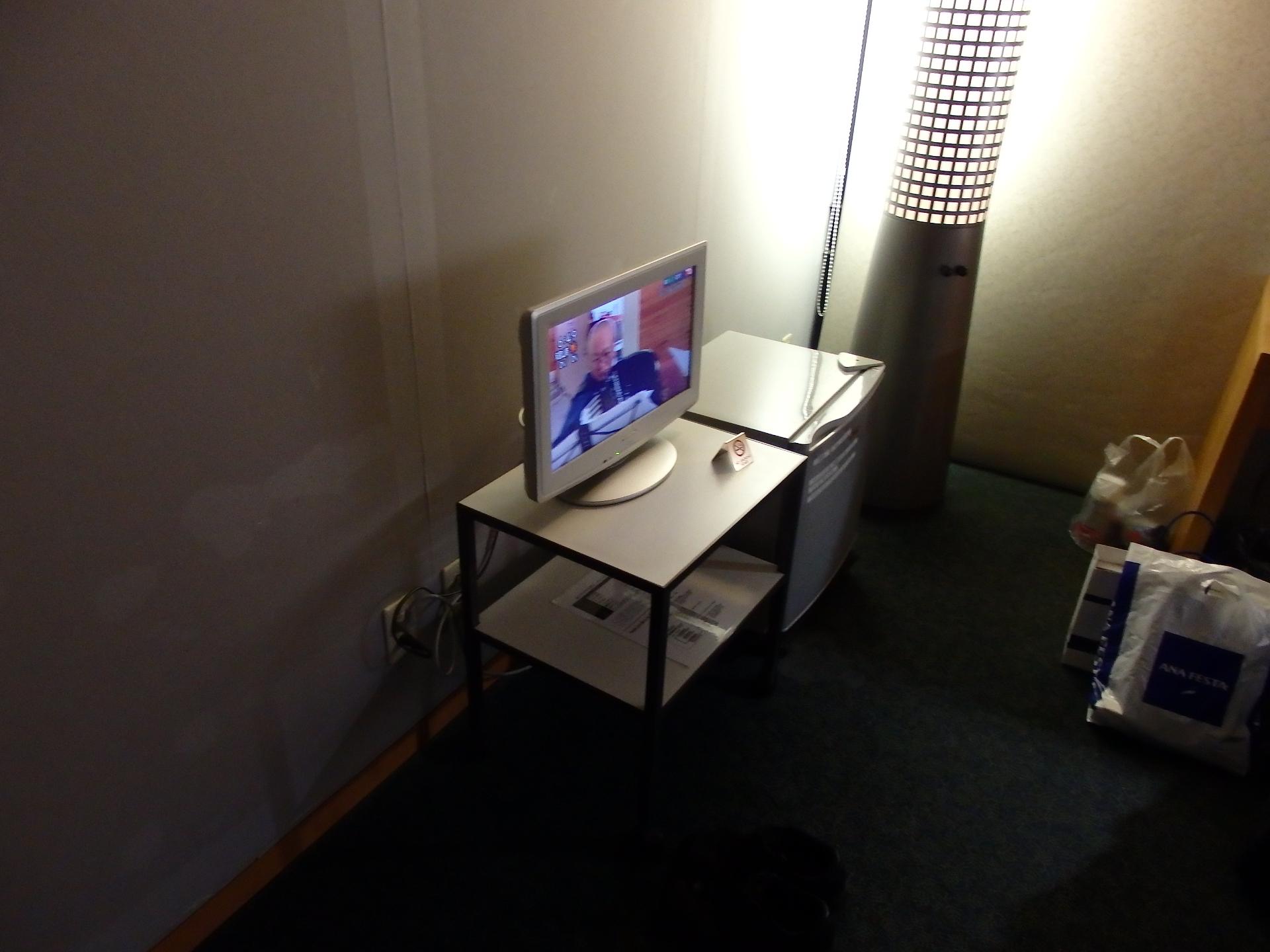 CAST宿泊所の客室内です。
