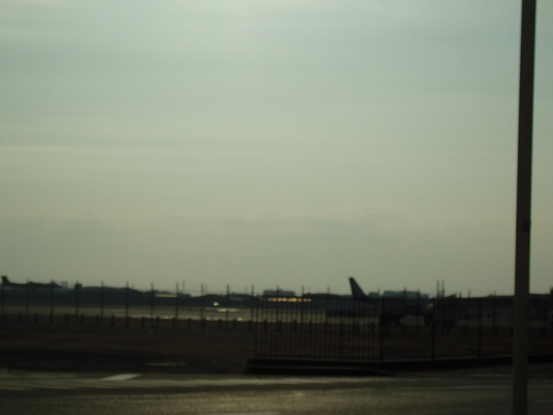 着陸機はボンQの様です。
