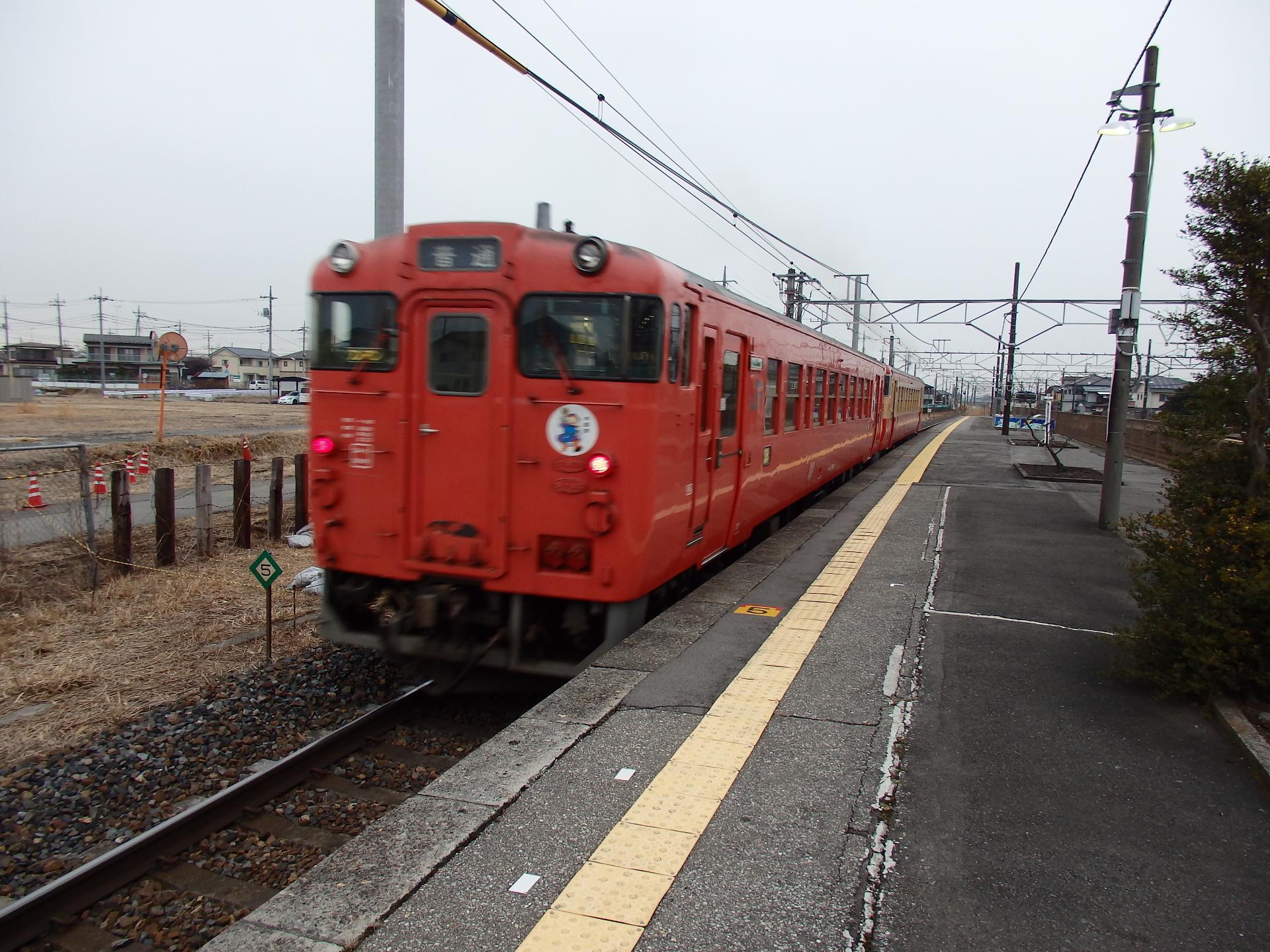 東側改札口開設が予定されているJR岡本駅です。