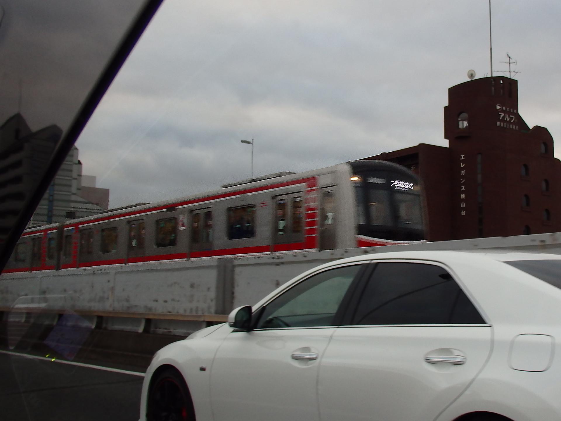 大阪市交30000系です。