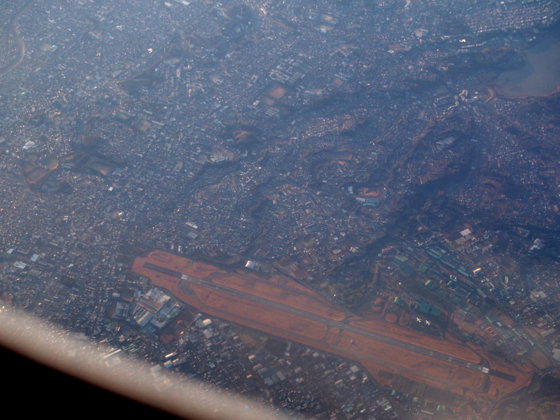 浜松航空基地です。