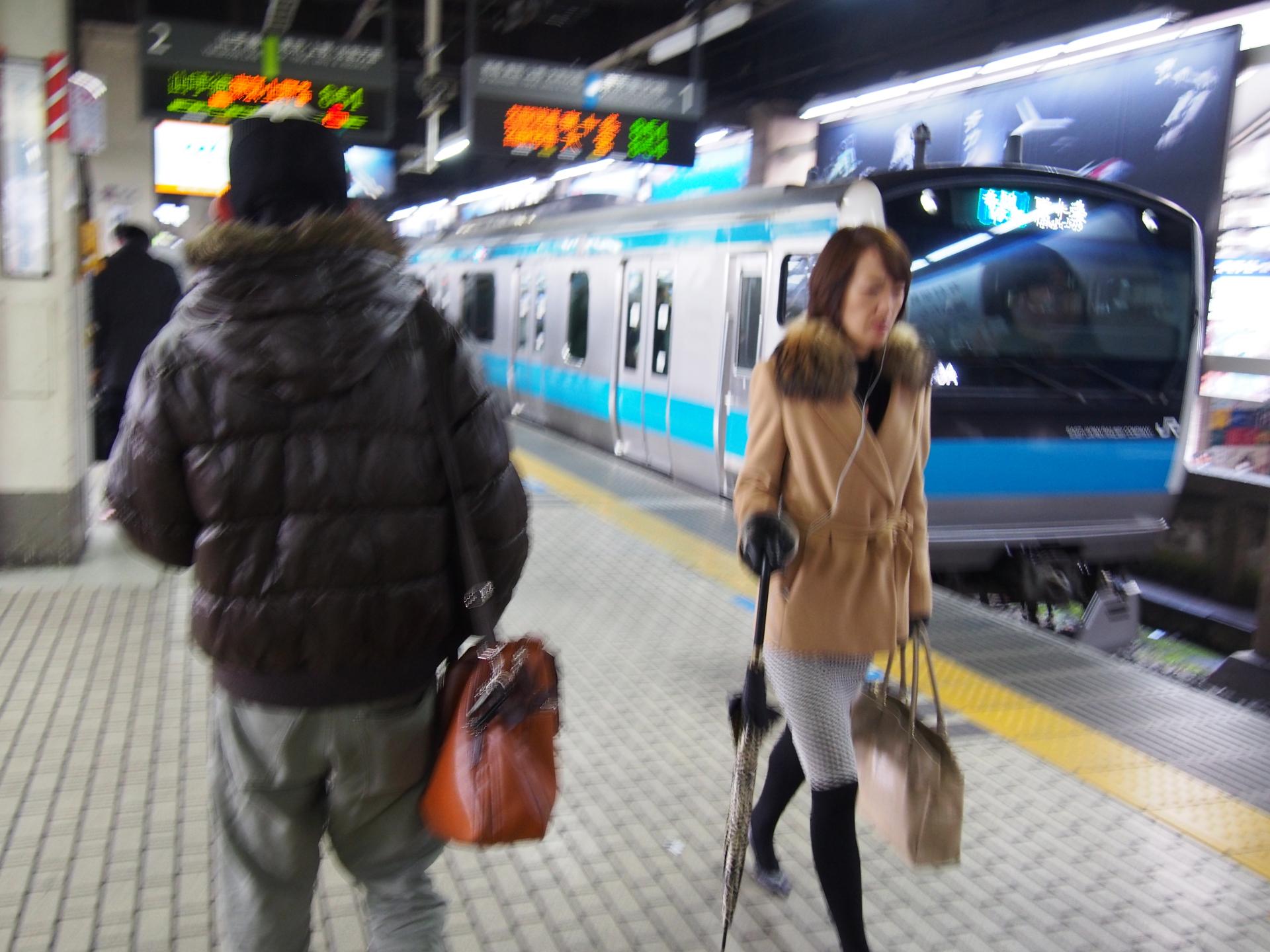 京浜東北線・E233系1000番台です。