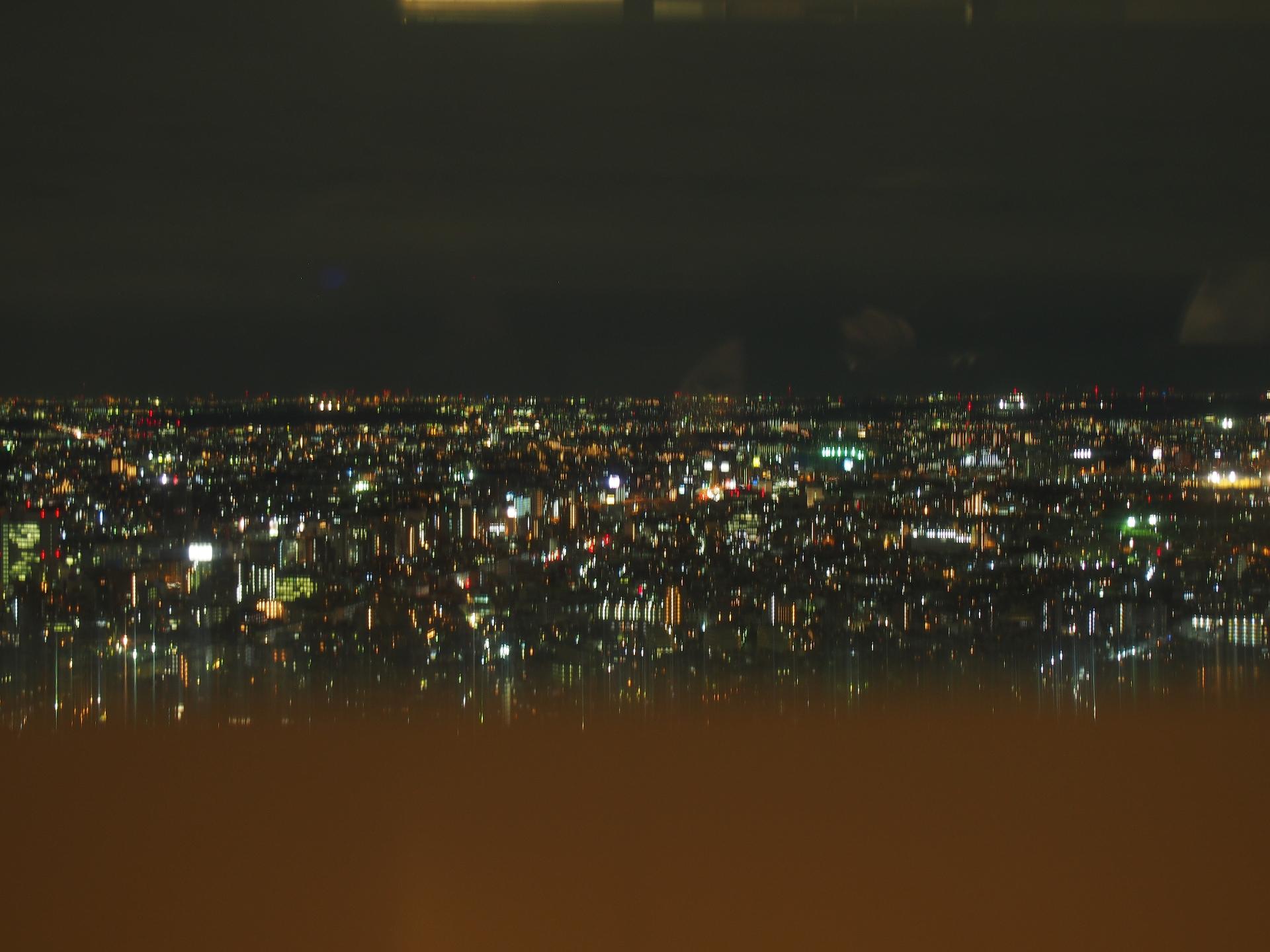 エスカイヤクラブからの眺めです。