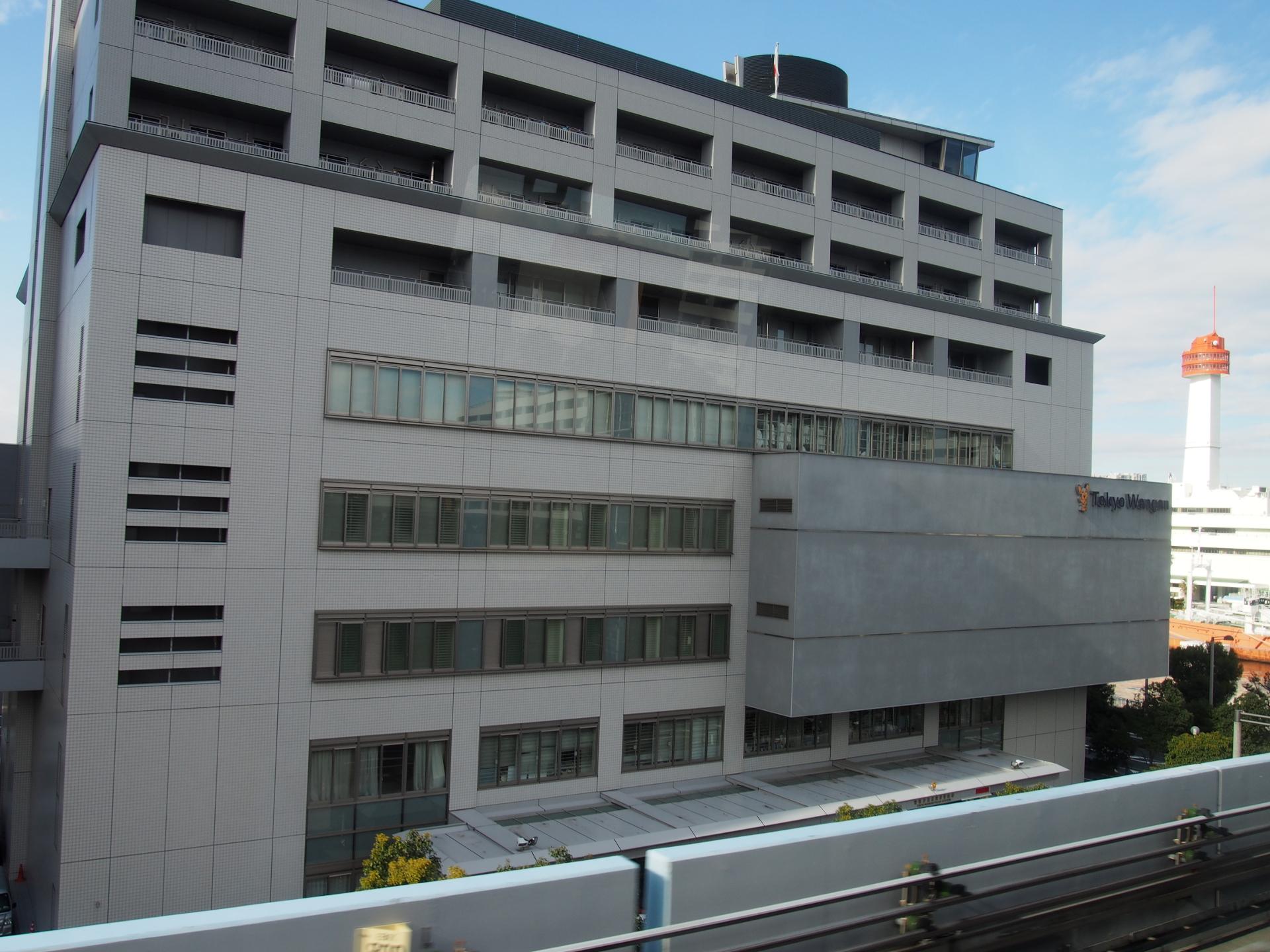 東京湾岸警察署です。