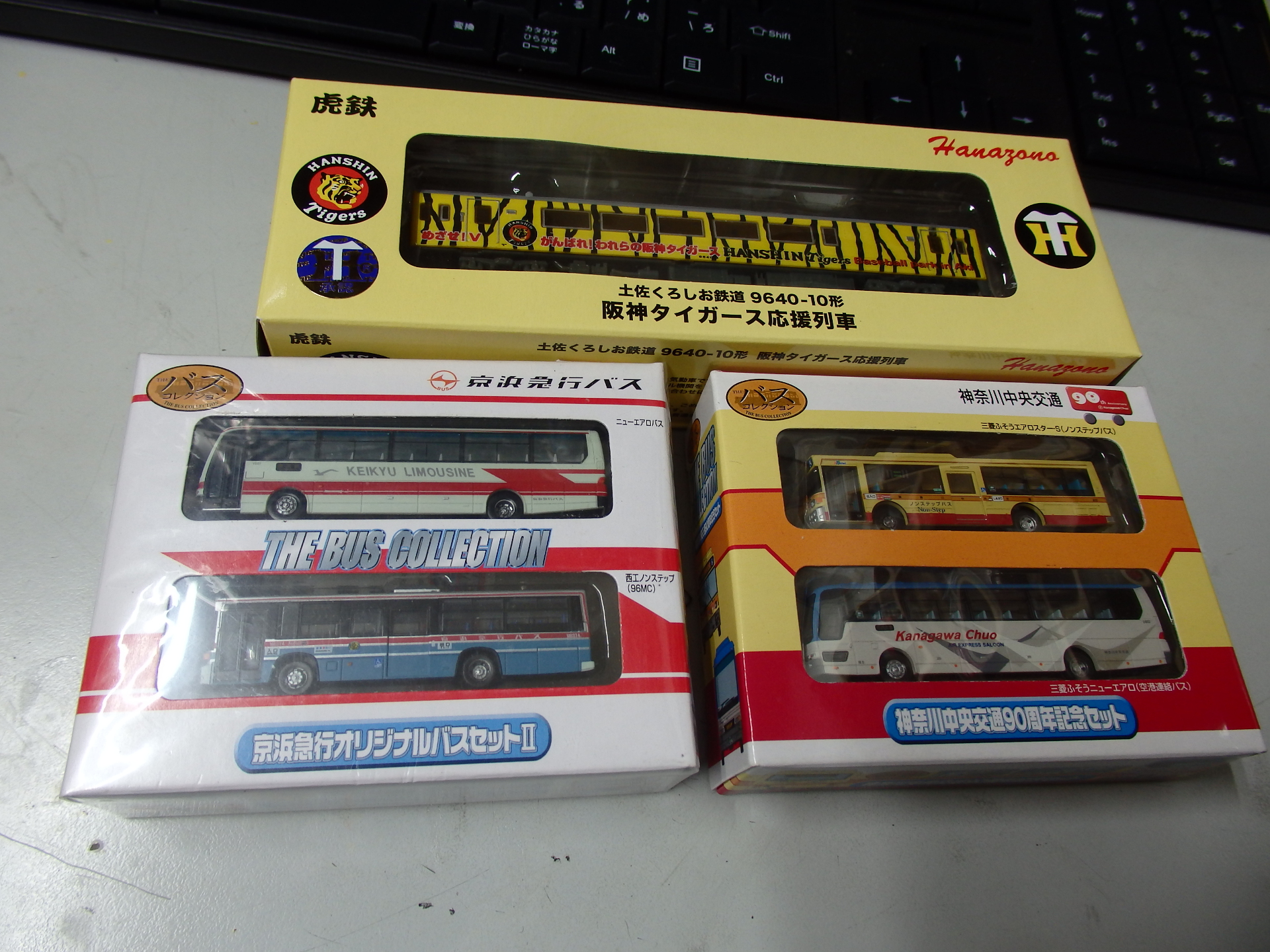 日本鉄道模型ショーで購入しました。