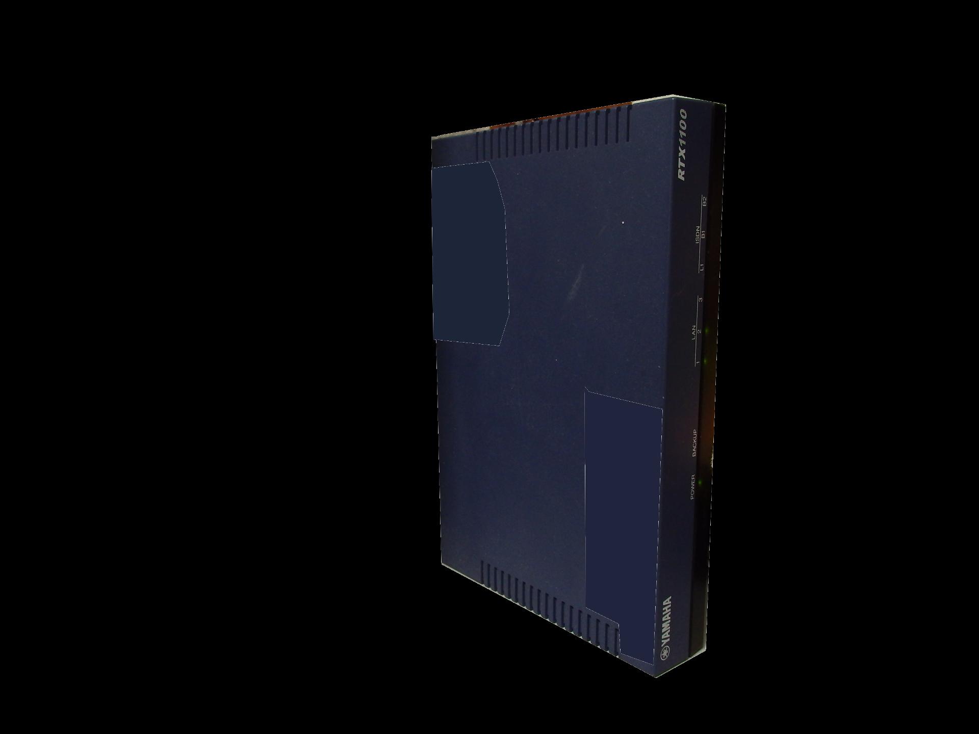 ヤマハのVoIPルーター・RTX1100です。