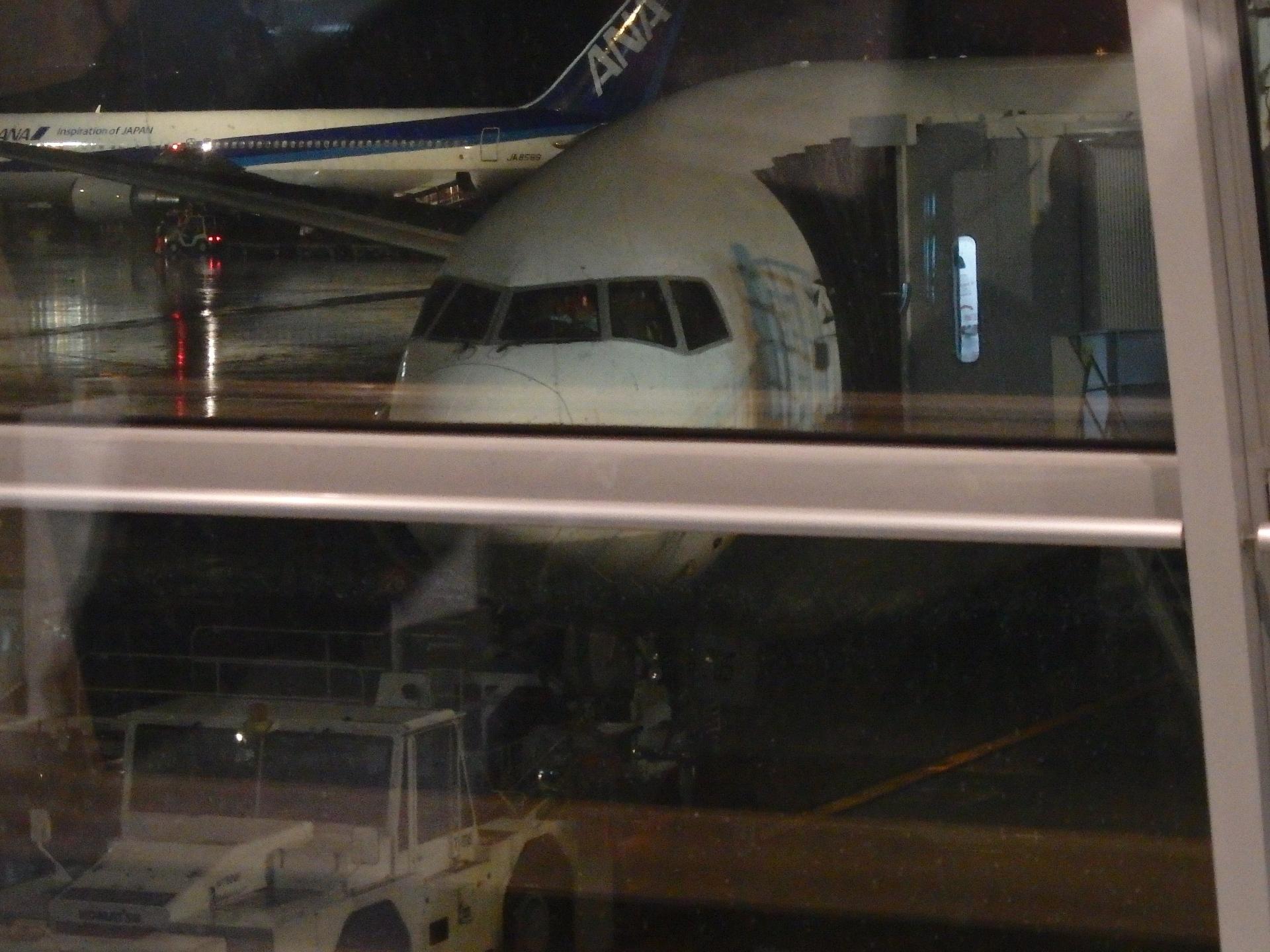 JA705A機です。