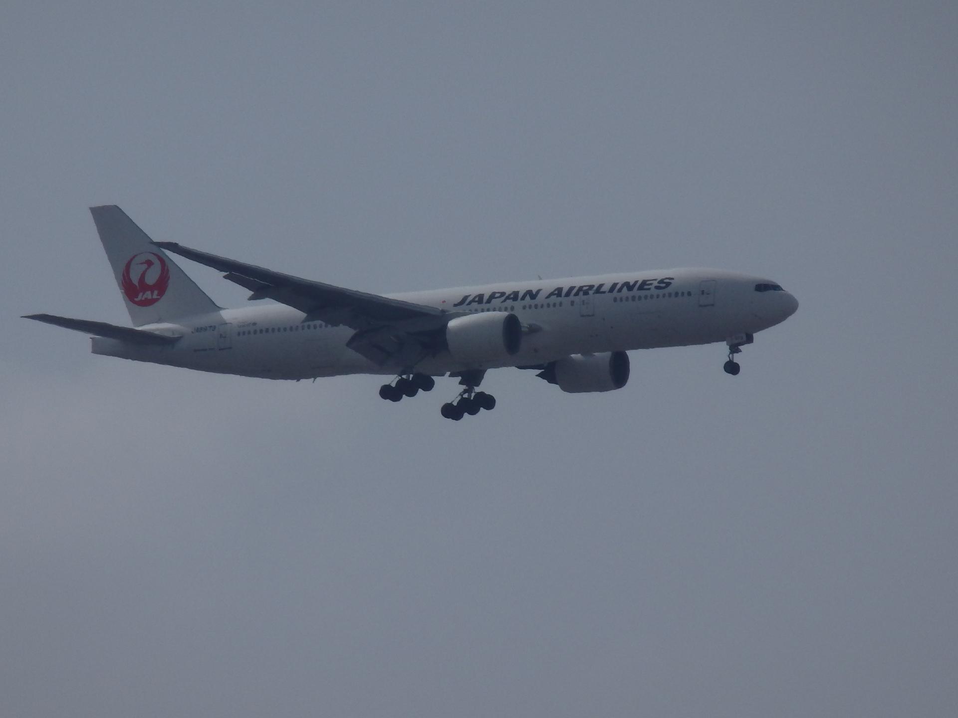 元「嵐ジェット」のJA8979機です。