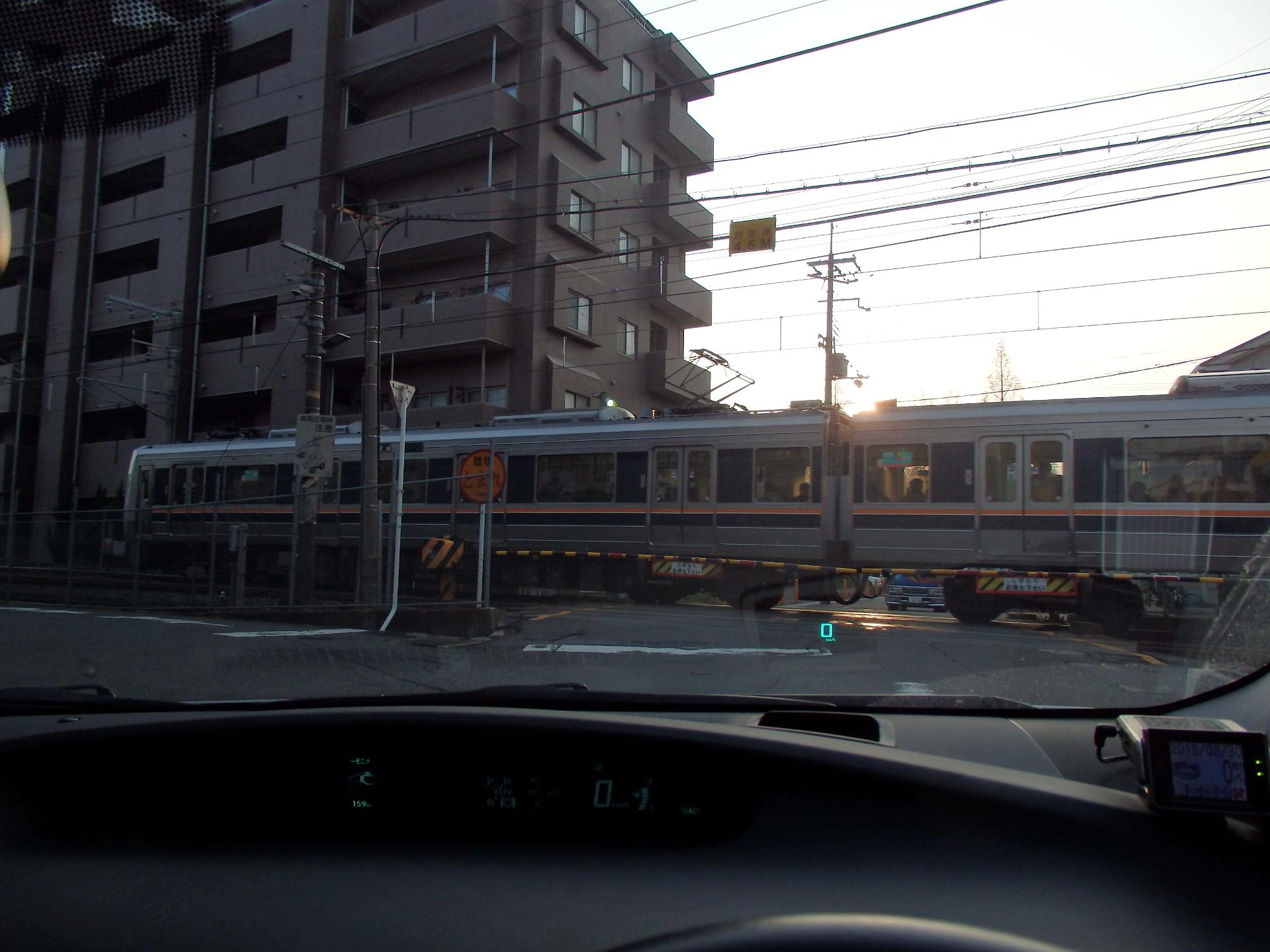 片町線207系です。