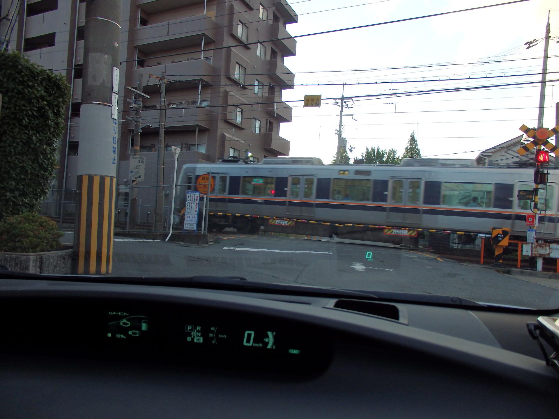JR片町線です。