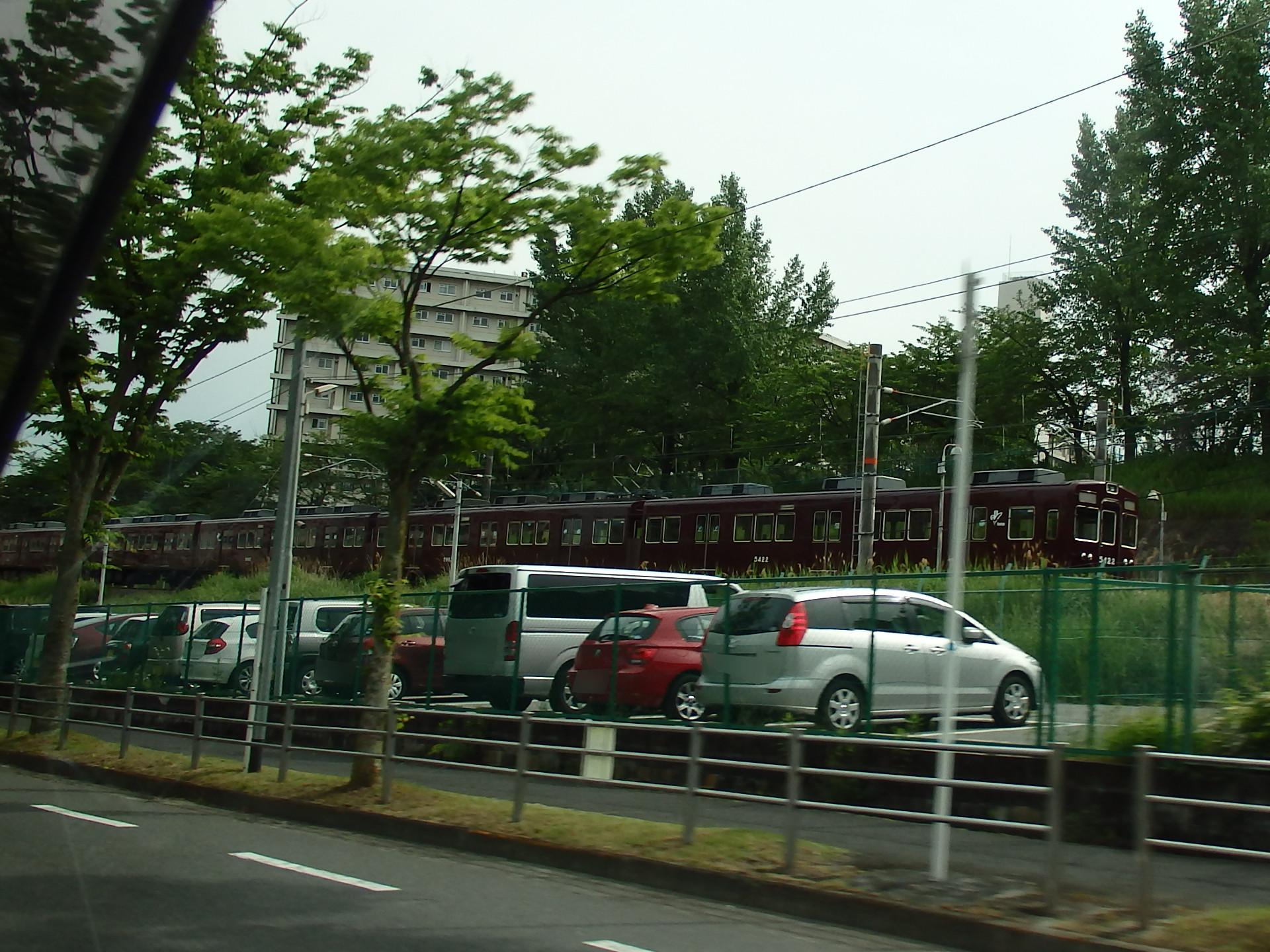 阪急5300系です。