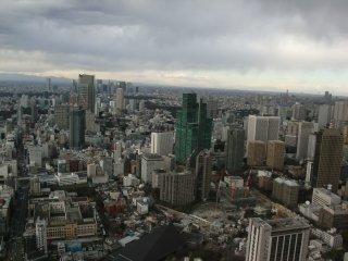 東京は既に放射能汚染地帯に。