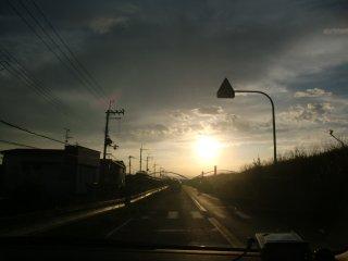 明日から天気が悪くなります。