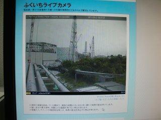 台風が福島を直撃しない事を祈るばかりです。
