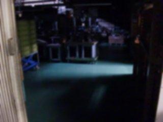 工場内は床シーリングをしていました。
