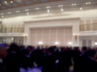 先月はこのステージで講演が開催。