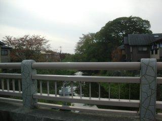 箕面は紅葉橋です。