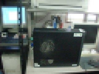 FAX-PC機の電源が故障したので、電源部を発注しました。