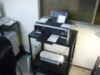 遅ればせながら年賀状印刷を実行。