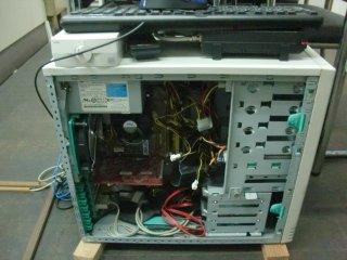 本PCを以って全てのPCの清掃完了。